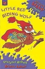 Little Red Riding Wolf by Laurence Anholt (Paperback, 2002)