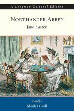 Northanger Abbey: A Longman Cultural Edition