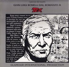 Gianluigi Bonelli dal romanzo a TEX Glamour International