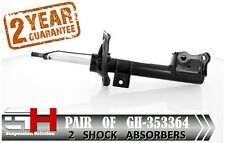 2 BRAND NEW FRONT GAS SHOCK ABSORBERS FOR MERCEDES W168 A-CLASS // GH 353364 //