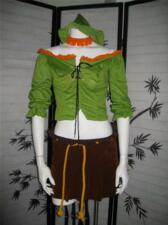 WIZARD OF OF OZ Scarecrow Halloween Costume Dress One size regular M rubie's