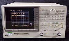 Agilent Keysight HP 8753D /010/075 Network Analyzer, 30 kHz to 3 GHz