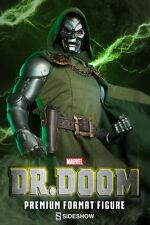 Sideshow Marvel Dr. Doom Premium Format - Fantastic Four, Avengers, Sorcerer