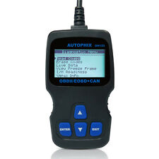 Autophix OM123 OBD2II EOBD CAN Hand-held Engine Code Reader Diagnostic Scan Tool