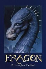 Christopher Paolini~ERAGON~SIGNED 1ST(2ND)/DJ~NICE COPY