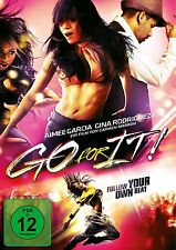 Go for it - Follow your own Beat - DVD NEU + OVP!