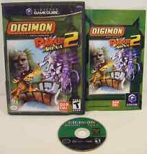 Digimon: Rumble Arena 2 (Nintendo GameCube) COMPLETE!