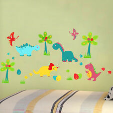 Dinosaurs Animals Removable Wall Decal Stickers For Baby Nursery Room Decor Kids