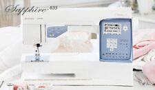 Husqvarna Viking Sapphire 835 Quilt Sewing Machine FREE SHIPPING!