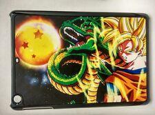 USA Seller iPad Mini 1 & 2 & 3  Anime Case Cover DBZ Goku & shenron