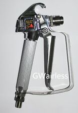 Airless paint spray gun High Pressure, 3600PSI, for Graco, Titan Wagner pumps