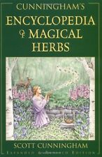 Cunningham's Encyclopedia of Magical Herbs by Scott Cunningham Paperback