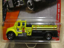 Matchbox Freightliner M2 106 Fire Engine Truck in yellow 2017 release