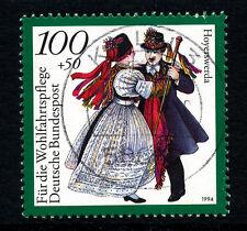 R610  GERMANY  1994  SG2601  100pf+50pf HOYERSWERDA  USED