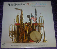 SONGS OF NORTH AMERICA  RCA VICTOR  INA PROMO  1967  SEALED