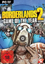 Borderlands 2 - Game Of The Year Edition PC CD KEY EU/DE