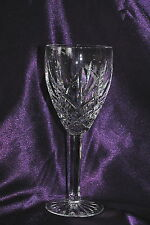 """Waterford Crystal - Araglin - Claret Wine Glass - 7 1/8"""" - Great Condition!"""