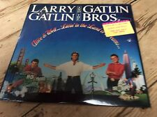 LARRY GATLIN & THE GATLIN BROTHERS  Alive & Well - LP New