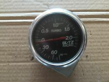 MAZDA RX7 FD BLITZ BOOST GAUGE 90mm - JIMMYS