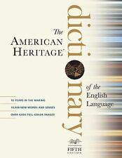 The American Heritage Dictionary of the English Language by American Heritage...