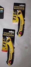 NEW STANLEY FAT MAX 10-778 KNIFE BOX CUTTER SET 2