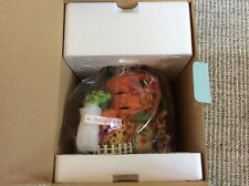 NEW !! Retired PartyLite Bunny Tealight House NIB P8305 Easter candle decoration