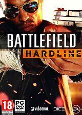 Battlefield Hardline  PC  NUOVO!!!