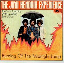 ★☆★ CD Single Jimi HENDRIX Burning of the Midnight lamp 2-track CARD SLEEVE  ★☆★