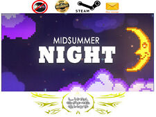 Midsummer Night + OST PC Digital STEAM KEY - Region Free