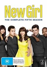 NEW GIRL : COMPLETE SEASON 5  (DVD) UK Compatible