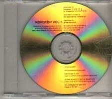 (DF750) Nonstop Vol 1, 19 tracks, Boxsaga, Caspa Codine, Aristacrat - 2004 DJ CD