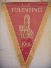 GAGLIARDETTO UFFICIALE CALCIO U.S. TOLENTINO 1919 PRODUZIONE AIMA
