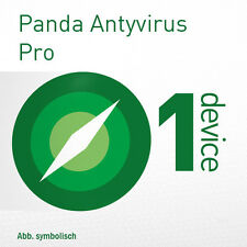 Panda AntiVirus PRO 1 PC 2017 VOLLVERSION oder Upgrade 2016 Multi-Device