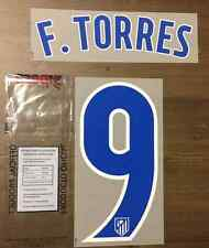 Sipesa Official Nike Atletico Madrid Home Nameset Print TORRES 9 2016/17