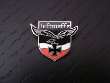 german luftwaffe air force eagle custom pin badge