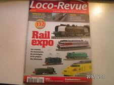 **g Loco revue n°774 C 61000 Jouef H0 / Electrification 25 Kv en N / Tender 37A