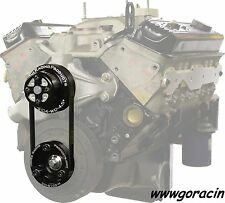 Jones Racing,SBC 602/604 Crate Engine,Motor Serpentine Water Pump Drive Kit ~