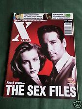 XPOSE- UK MAGAZINE - TV/FILM - SEPT 1997 -# 14 - X-FILES - ALLY WALKER