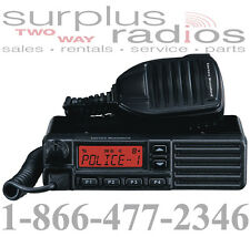 Vertex VX-2200 VHF 134-174MHZ 128CH 50W Mobile Radio Police Fire EMS Racing Farm