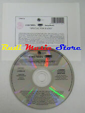 CD PROMO RADIO COLUMBIA EPIC SONY 2 PRM 219 celine dion ginewine lp mc dvd(S5)17