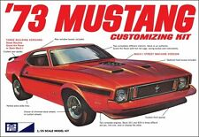 MPC 3 'n 1 1973 Mustang Mach 1, 1/25, New (2016), Factory Sealed Box