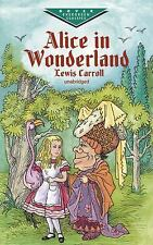 Alice in Wonderland (Dover Children's Evergreen Classics), Lewis Carroll, Childr