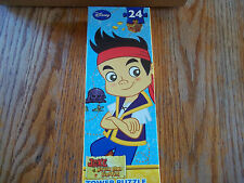 Disney JAKE AND THE NEVERLAND PIRATES 24 Piece  Tower Puzzle NEW