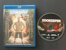 ZOOKEEPER (2011 BLU RAY) SINGLE  VERSION KEVIN JAMES