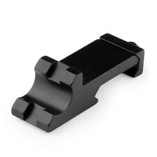 Offset Side Rail Mount 45 Degree Tactical Picatinny Weaver Angle Scope Sight HF