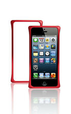 Lavoic Apple iPhone 5 5S Smooth Edge Aluminum Case - Red by LavoicUSA