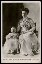Royalty HM Queen of HOLLAND Princess Juliana RP PPC 1910