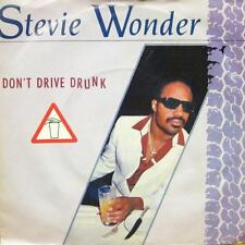 "Stevie Wonder(7"" Vinyl)Don't Drive Drunk-Motown-TMG 1372-UK-VG/Ex"