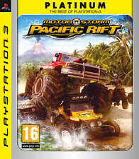 Motor Storm: Pacific Rift  ~ PS3 (in Great Condition)