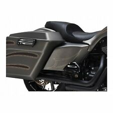 ARLEN NESS Arlen Ness Custom Side Cover Set for 98-08 FLHT/FLHR/FLTR/FLHX 03-613